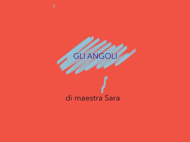 Gli Angoli by Sara Barbato