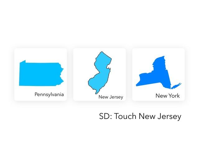 US States  by Nicole Lombardi