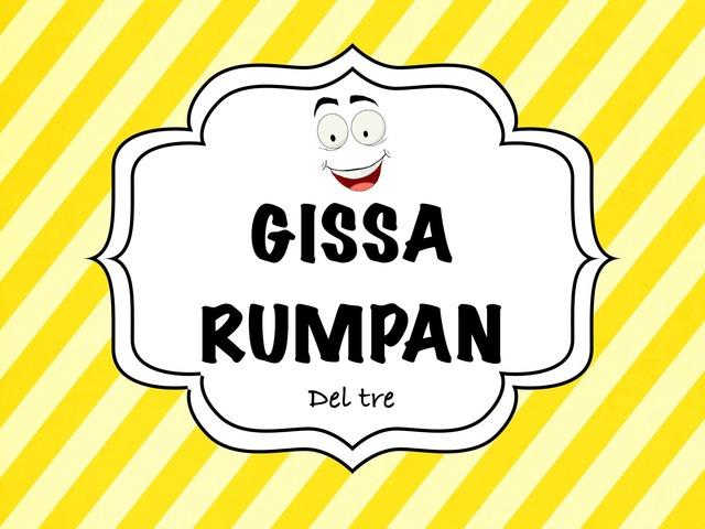 Gissa Rumpan 3 by Caroline Hermansson