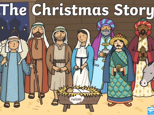 Nativity story by Deborah Fletcher