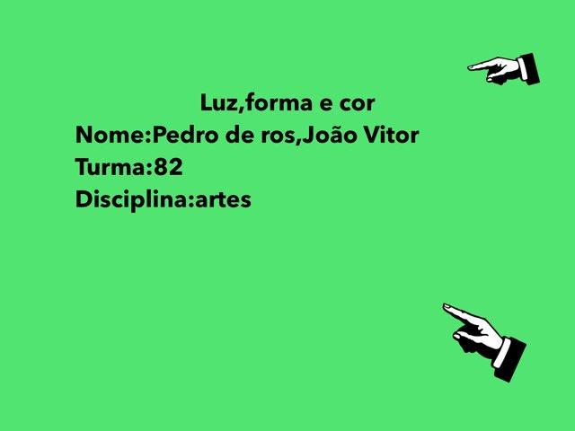 Pedro E João by Rede Caminho do Saber