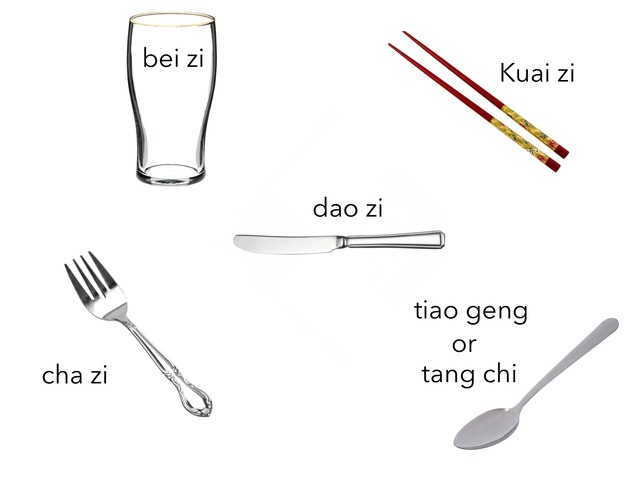 餐具 by Carina Sheppard
