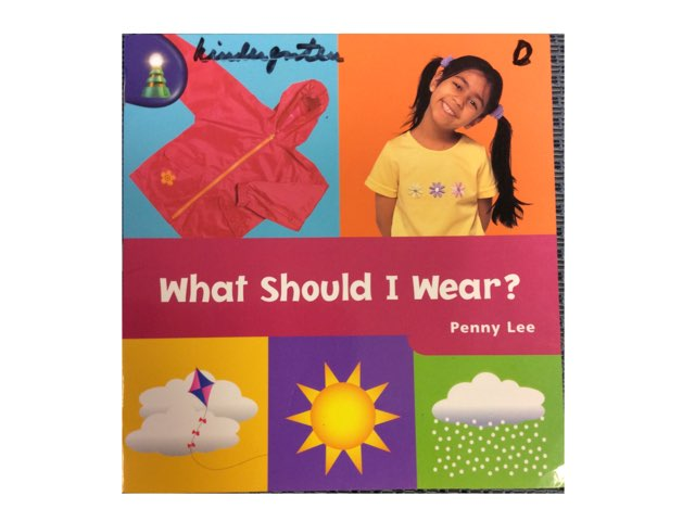 What Should I Wear? by iat hcpss
