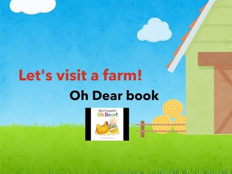 Oh Dear book by Bibiana Ortiz Deive