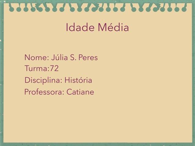 Julia S. P by Rede Caminho do Saber