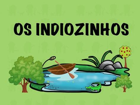 INDIOZINHOS  by Bárbara Rocco