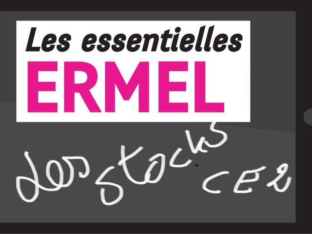 Les Stock - Les Essentielles ERMEL by Fabien EMPRIN