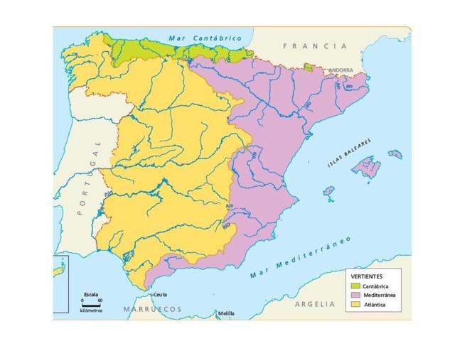 Rios de España by Amaya Sanchez Arias