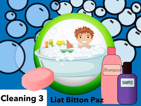 Cleaning 3 by Liat Bitton-paz