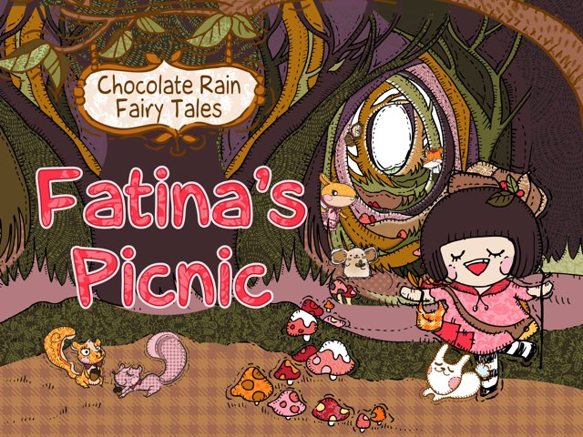 Fatina's Picnic: A Chocolate Rain Story by Chocolate Rain