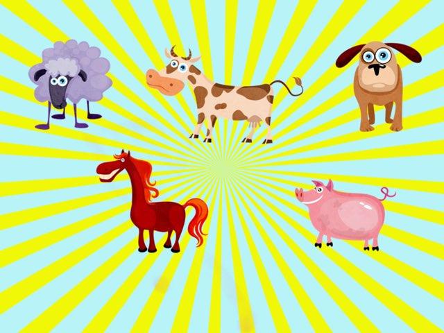 Zoek de dieren by Marlies Scheveneels