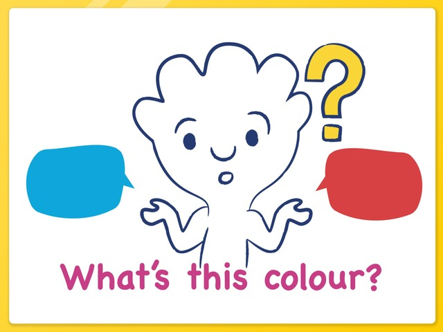 What's This Colour? by Melissa Ann