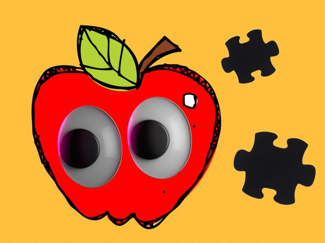Googly Eye Puzzles! by Yam Goddard