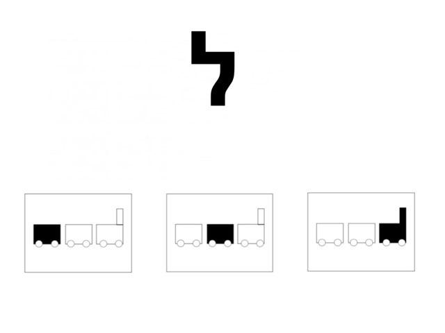 הצליל ל - בהתחלה, באמצע או בסוף by Talia Menahem