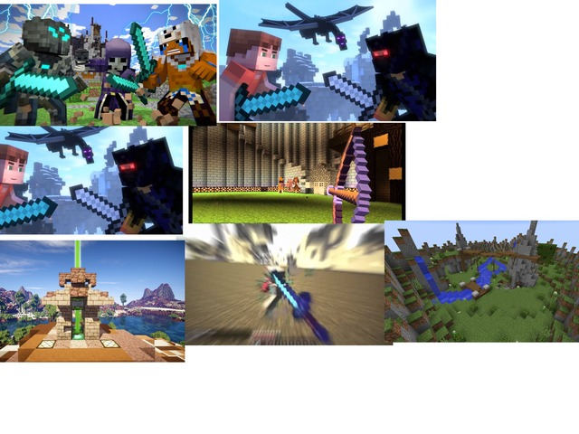 MINECRAFT PVP by moussa