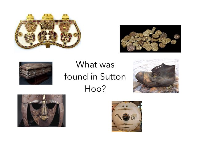 Katherine's Sutton Hoo Game by RGS Springfield