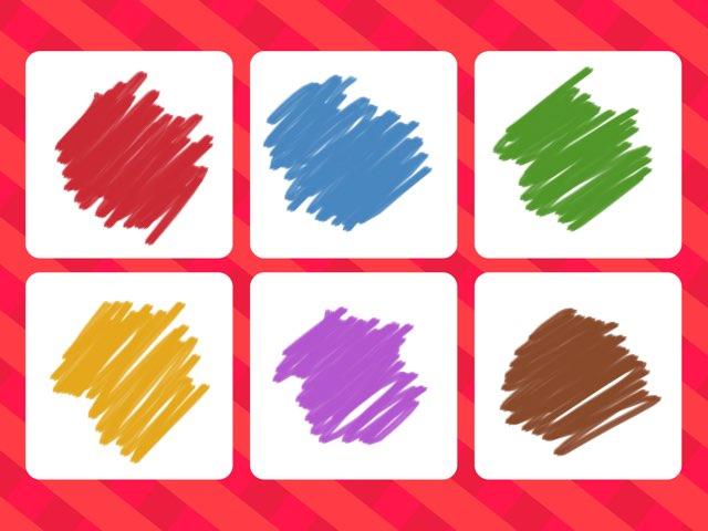 ESL Colors by Nikol Hellebrandova