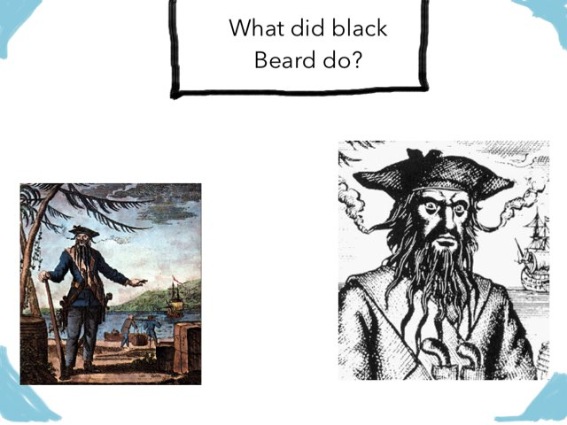 Blackbeard By Katie by Jane Miller _ Staff - FuquayVarinaE