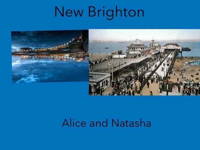 New Brighton aS nM by Sacred Heart