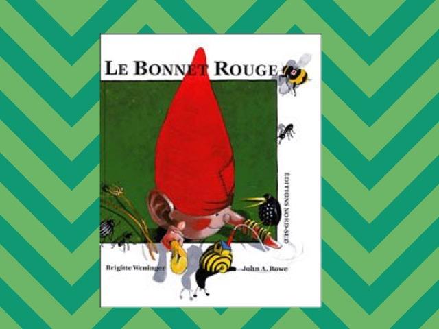 Le Bonnet Rouge by Choussila Bordeaux