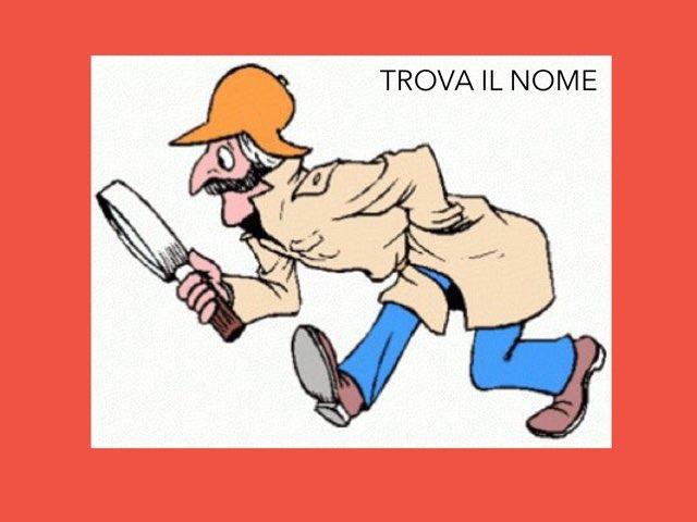 RICORDA IL NOME 1 by Sabrina Franchetto