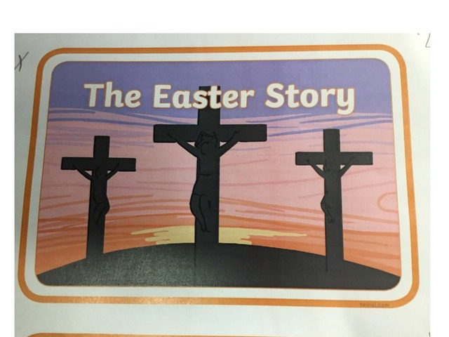 The Easter Story by Samantha Dean