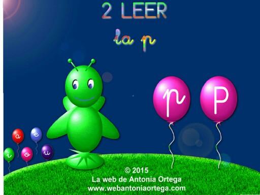 2LEER by Antonia Ortega López