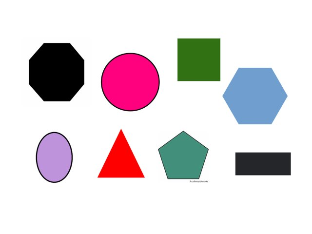 2d Shapes by Miss Kingsley