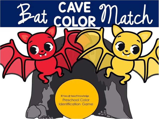 Color Matching Game - Lost Bats by Yara Habanbou