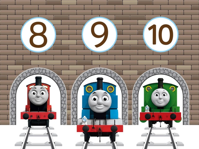 Counting Trains Puzzle by Animoca Brands