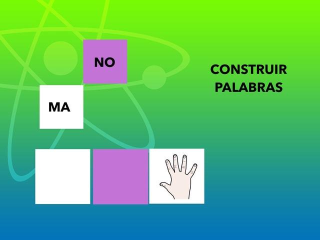Construir Palabras by Francisca Sánchez Martínez