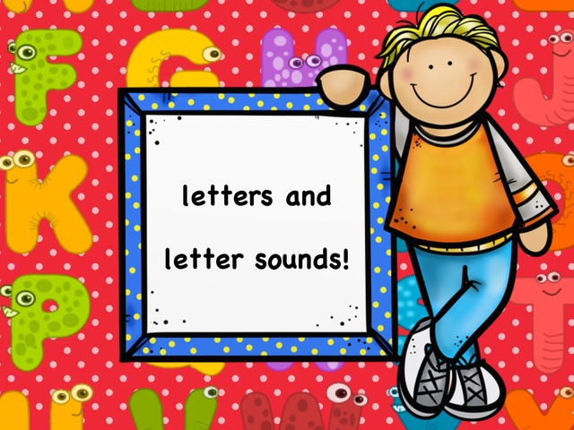 Letter Sounds by Khairiyah Halim
