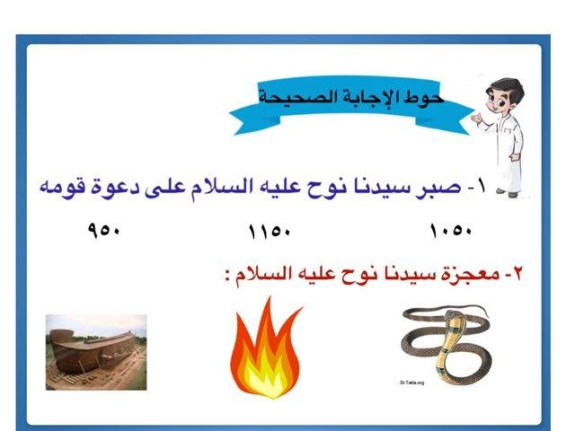 مراجعة للصف الثالث.  by Sanaa Albraak
