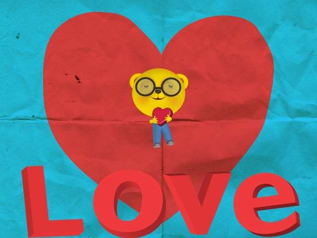 LOVE IS ALL YOU NEED! by Jennifer Macleod