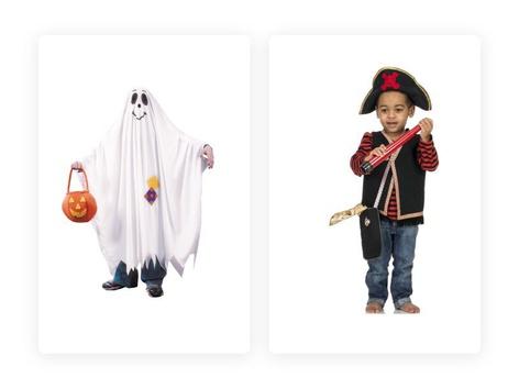 Halloween Identification  by Madonna Nilsen