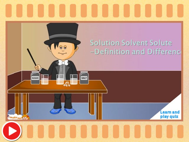Solution Solvent Solute - Definition and Difference by Peter Cheung