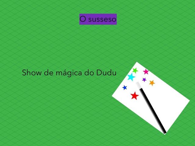 Show De Mágica:O Susseso by Dudu Guimarães