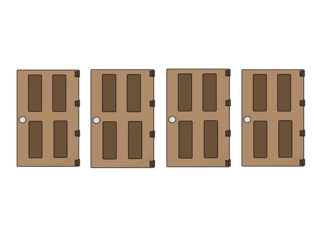 Doors by Zahra Hajji