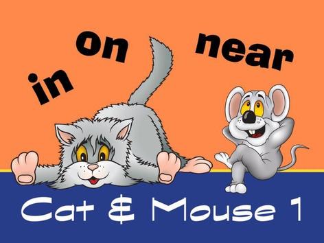Cat & Mouse 1 (EN UK) by Cici Lampe