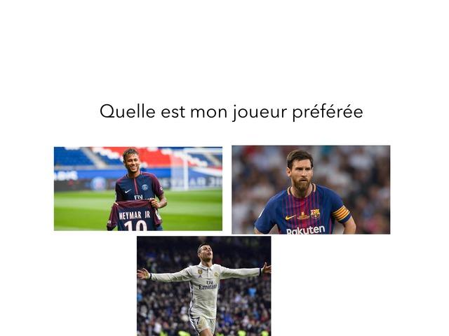 Joueur Préférée  by Tid