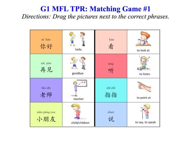 MFL1 TPR Matching Game by Tulip Li