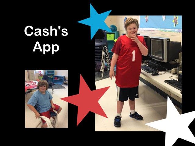 Cash's App by Maleah Stewart