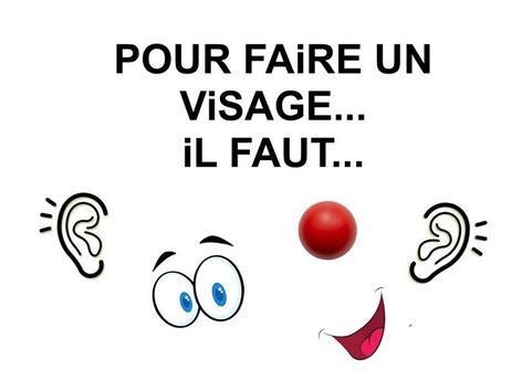 Pour Faire Un Visage by Valerie Escalpade