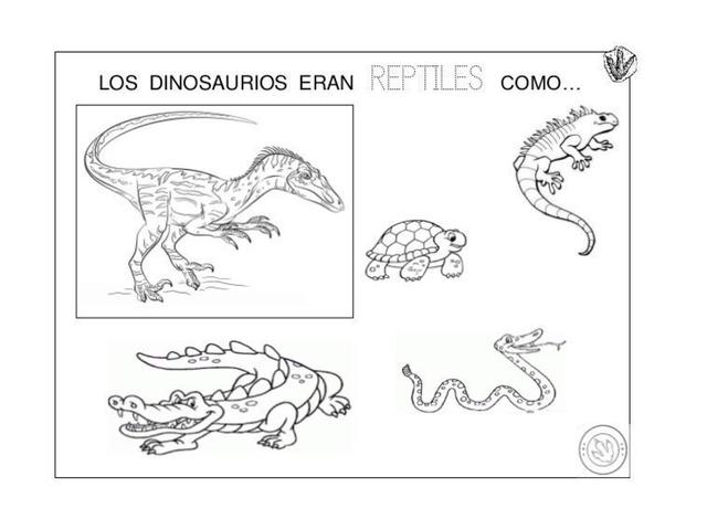 Els Dinosaures by cris