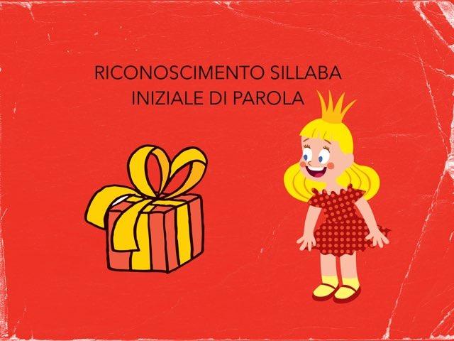RICONOSCIMENTO SILLABA INIZIALE by Sabrina Franchetto