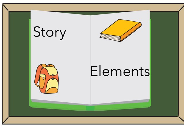 Story Elements  by Federica Carulli