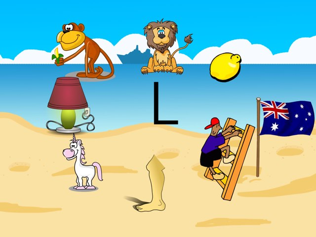 Game L Letter Free Games Online For Kids In 1st Grade By Mariam Abu Kamar