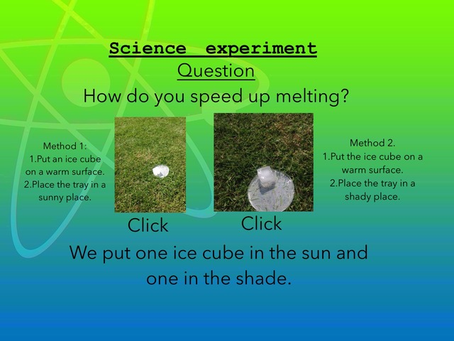 JRM Science Experiment by RGS Springfield