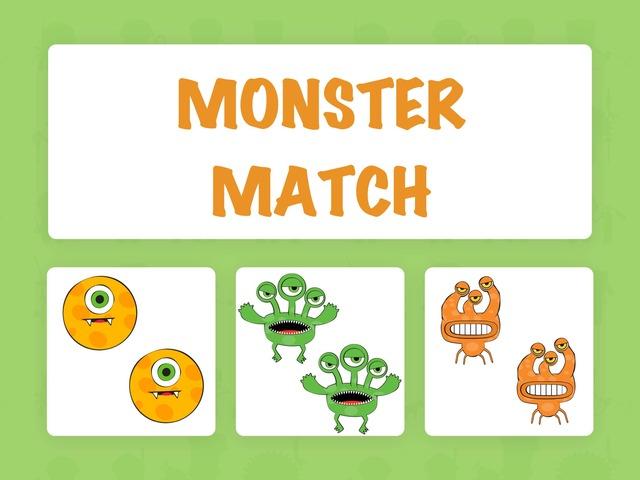 Monster Match by Hadi  Oyna
