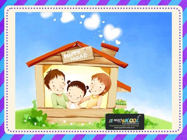 Happy Houses  by TinyTap creator